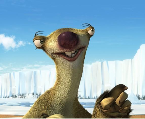 """大家说它是""""树懒"""",树懒是地球上动作最慢的哺乳动物"""
